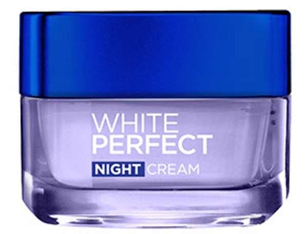 ครีมทาหน้าขาวLoreal white Perfect